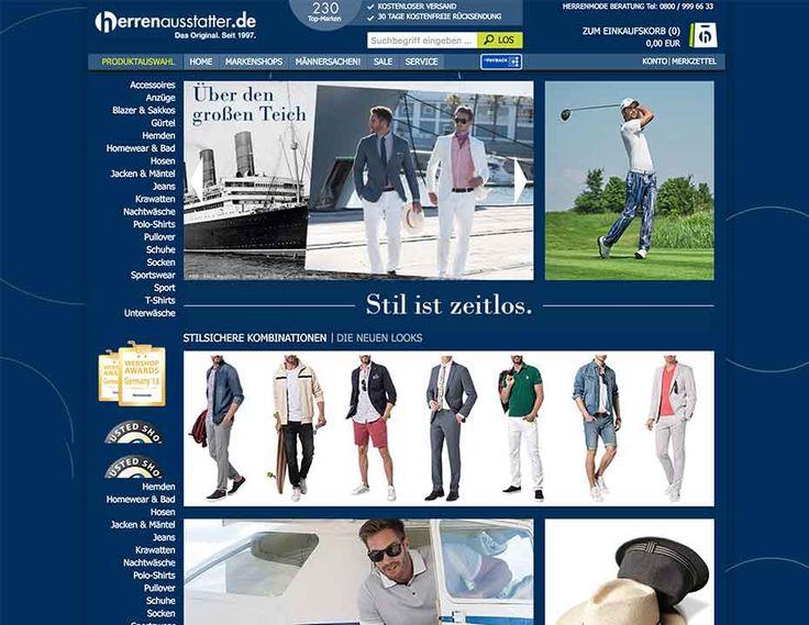 webemp.de | WEBseiten-EMPfehlung: www.herrenausstatter.de