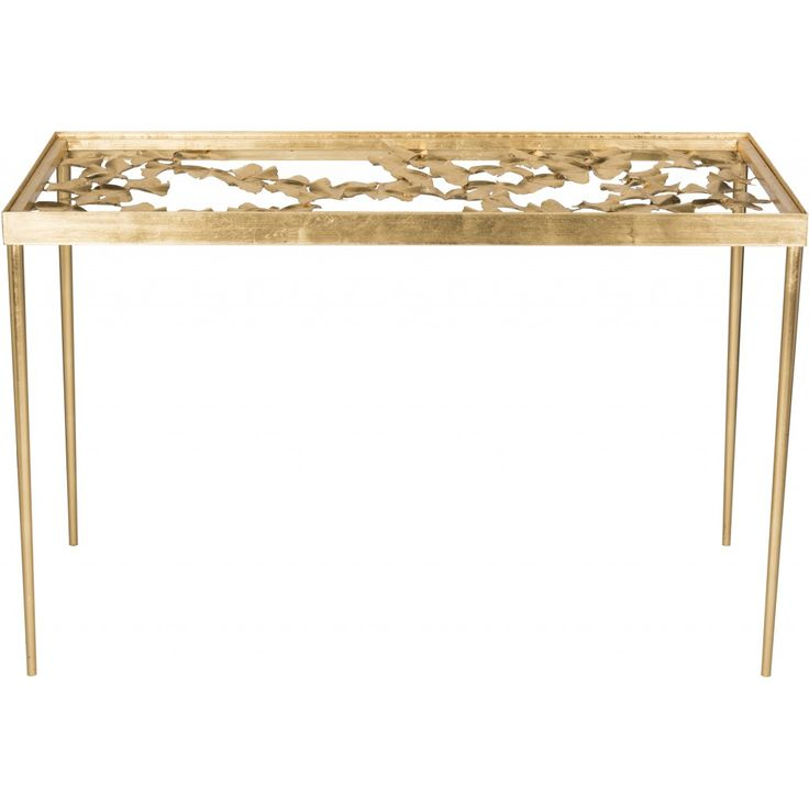 Bushwood desk