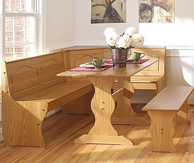 Best 25+ Kitchen corner booth ideas on Pinterest   Kitchen ...