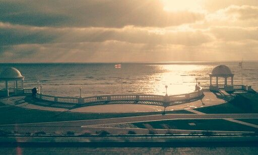 The English seaside