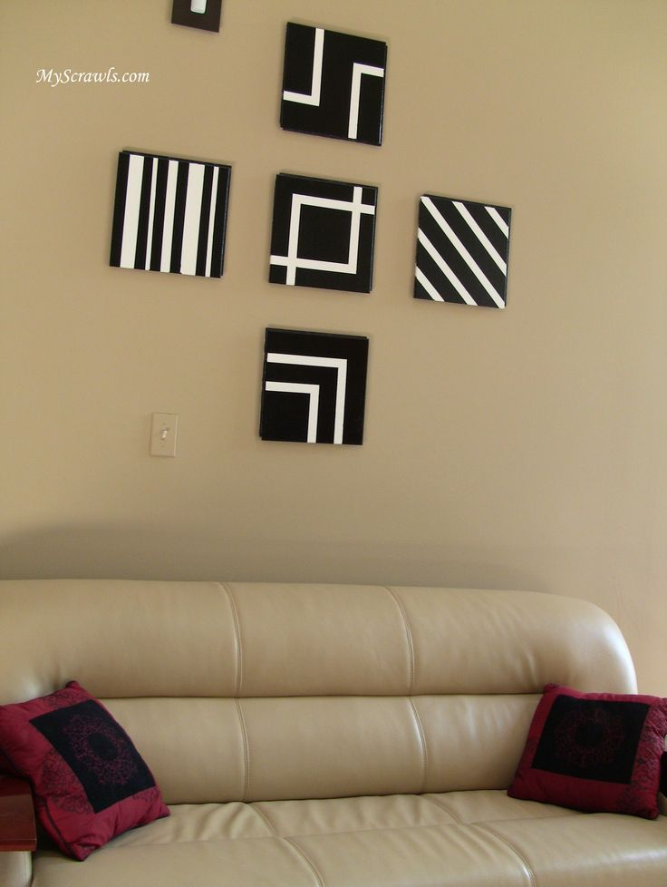 Wall Decor | Simple Wall Hanging Craft