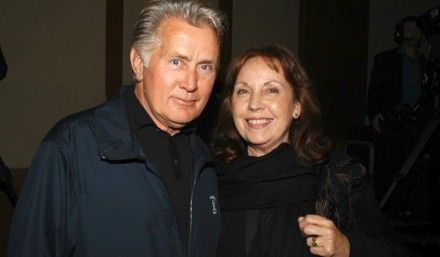 Actress Janet Sheen born Janet Templeton wife of actor Martin ...