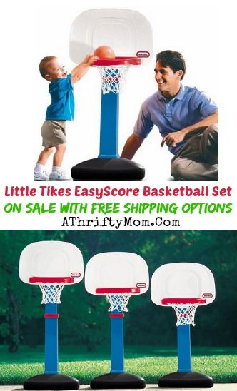 Little Tikes EasyScore Basketball Set on sale with FREE shipping options LITTLE TIKES EASYSCORE BASKETBALL SET ON SALE AND FREE SHIPPING OPTIONS