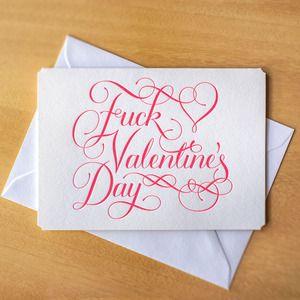Fuck Valentine