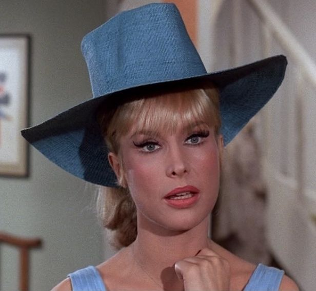 Pin by Linda Scally on I DREAM OF JEANNIE | Barbara eden ...