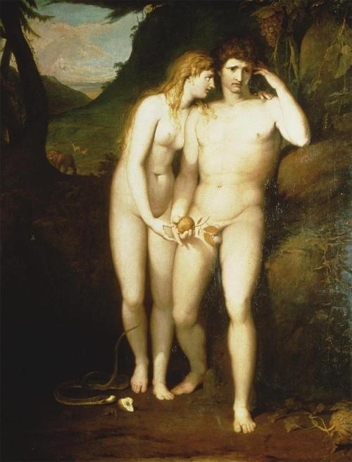 did adam and eve have sex