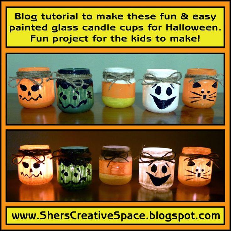Fun Food Crafts For Halloween
