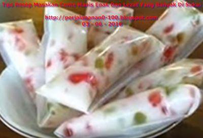 Tipsku: Tips Resep Masakan Cente Manis Enak Dan Lezat Yang...