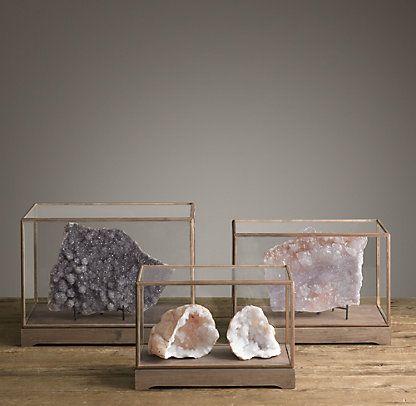 Geodes & Minerals | Restoration Hardware ($129.00) - Svpply