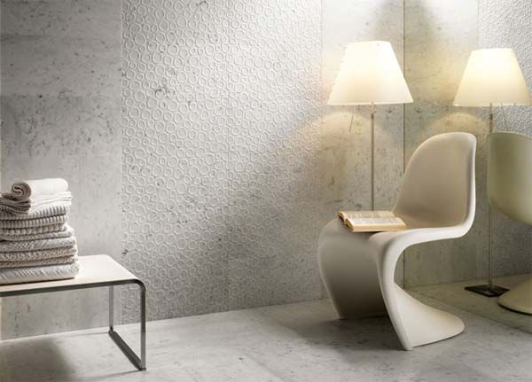RUGIADA wall covering from Q bo projects 1 Wall decor, solution for those of you who get bored with walls of your house