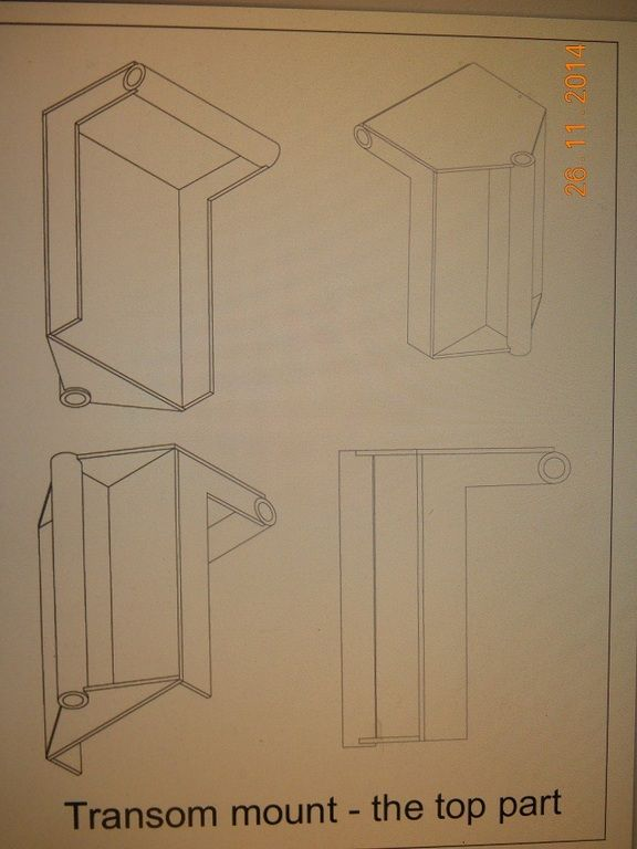 эскизы чертежей короткого болотохода - стр. 1 - Лодки и катера - Технический форум