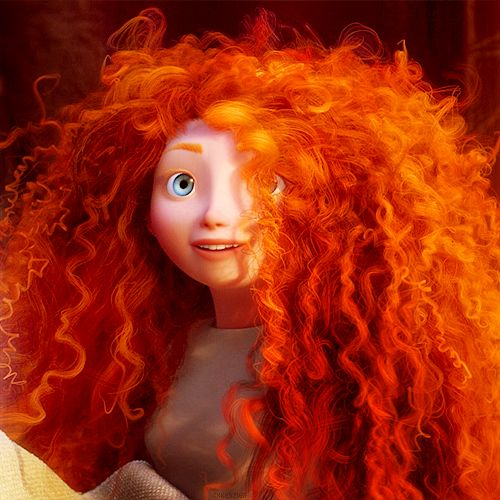 How my hair looks when I wake up in the morning.