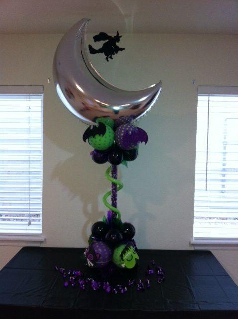 Ideas about halloween balloons on pinterest