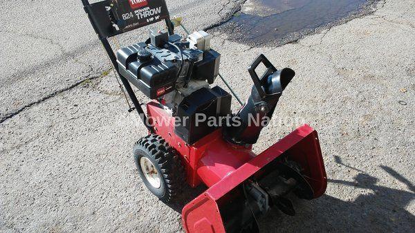 Replaces Toro Snow Blower Model 38078 Carburetor Snow Blower Blowers Carburetor