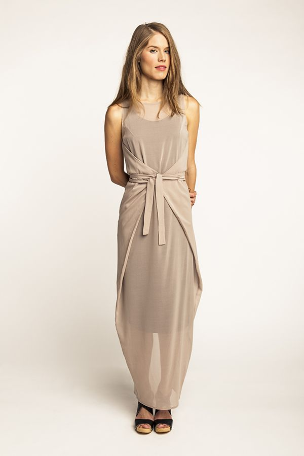 This Kielo Wrap Dress by Named is so cute! Will have to buy the pattern for this one.