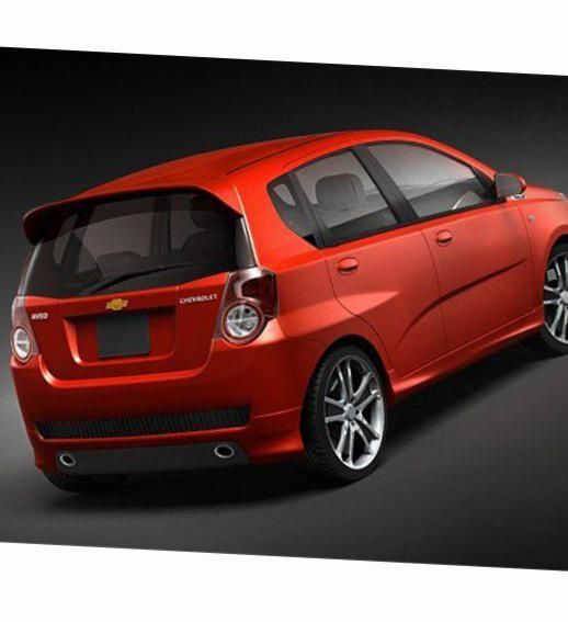 Chevrolet Aveo Hatchback 3d cost - http://autotras.com