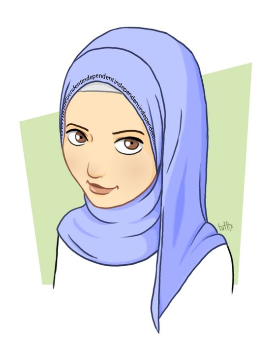 independent muslimah