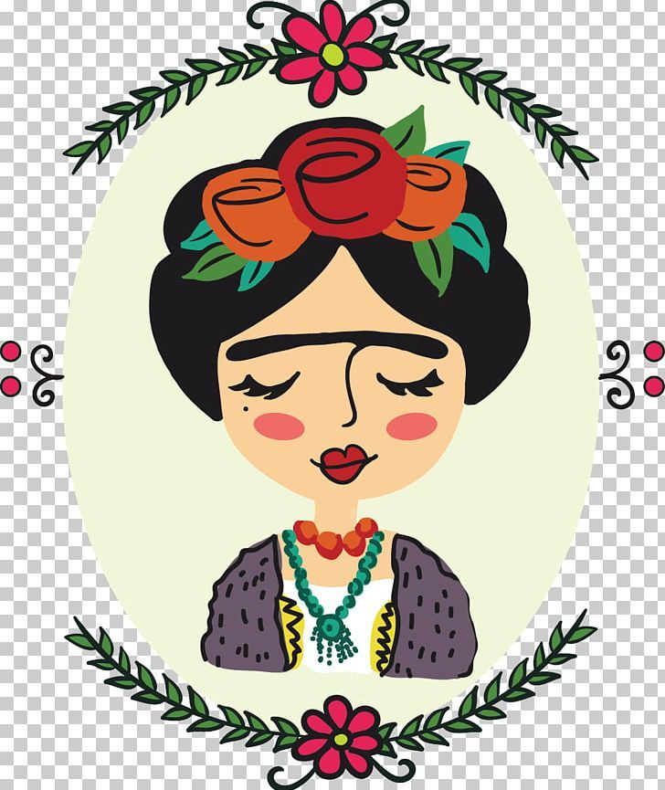 Viva La Vida Png Clipart Art Artwork Clip Art Clothing Food Free Png Download Frida Kahlo Caricatura Frida Kahlo Dibujo Frida Dibujo