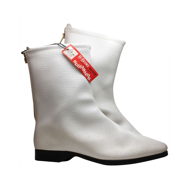 """Rare 1960s """"Hullabaloo"""" Go Go Boots 