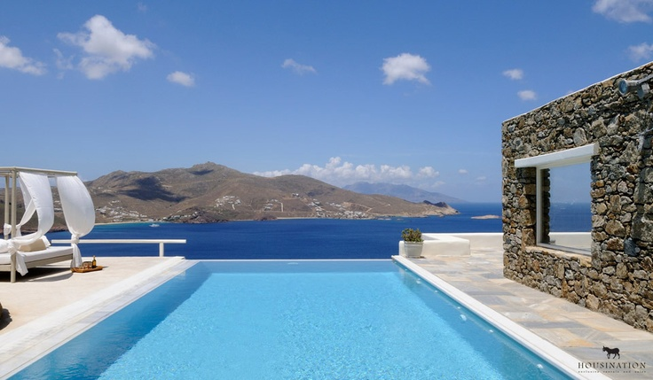 Housination Greek Luxury Villas, Mykonos Villa Jodie.