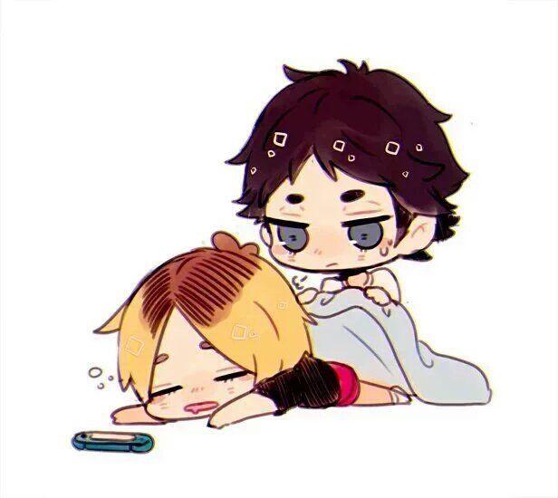 just cute Haikyuu anime, Haikyuu akaashi, Kenma kozume