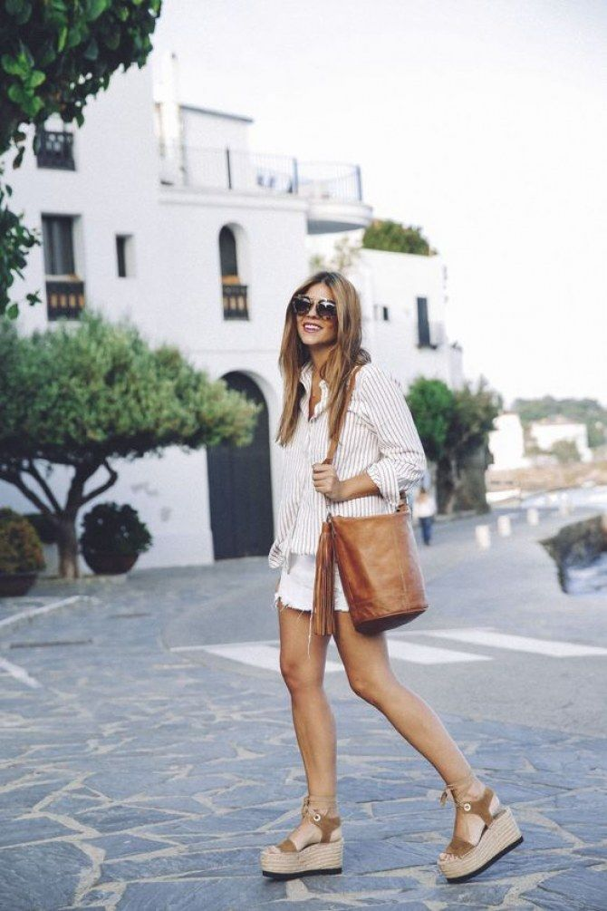 Tendencia sandalias plataforma #moda #summer