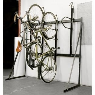 Vertical Bike Storage Rack