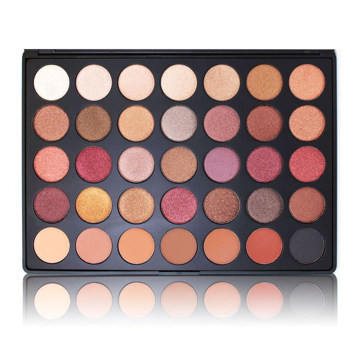 Morphe Fall into Frost Palette - 35F                                                                                                                                                                                 More