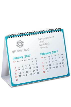 Promotional Calendars Printing in Bulk, Desk, Wall Calendars 2017 for Business| PrintLand - campaign.printland.in