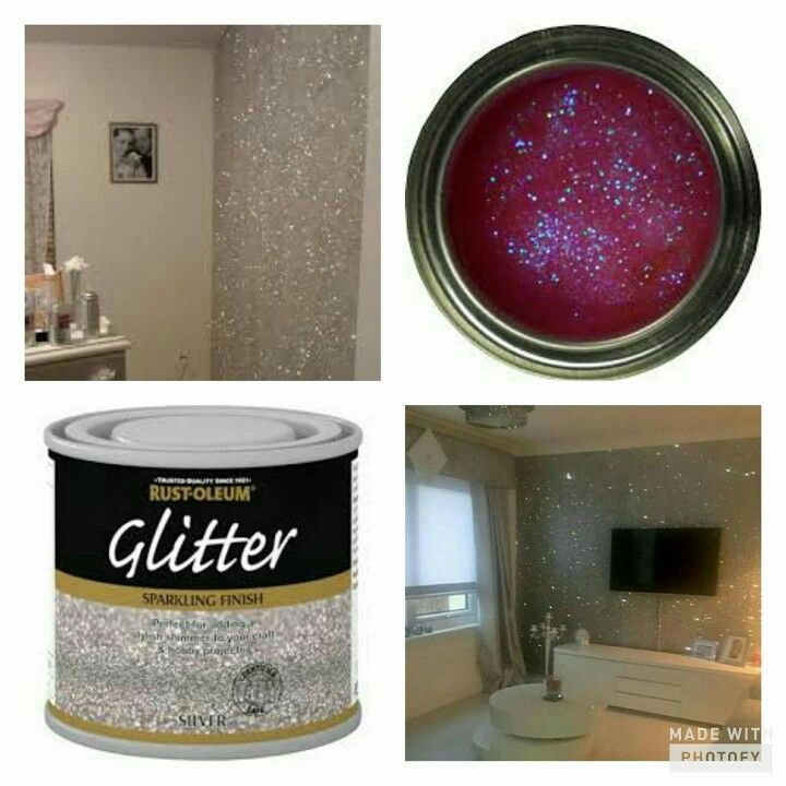 This would be cute in a bathroom glitter grout tile