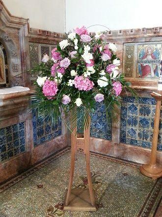 Church Pedestal