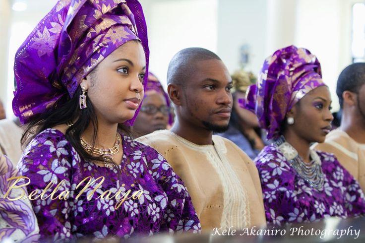 Gozy Ekeh Tolu Ijogun White Wedding