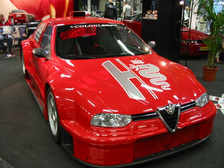 Alfa Romeo 156 Coloni - Alfa Romeo 156 - Wikipedia
