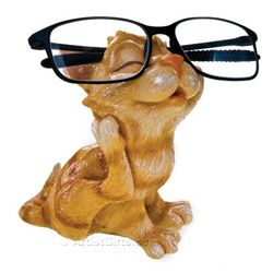 Comet the Yellow Cat eyeglass holder for more cat gifts for people who love cats.