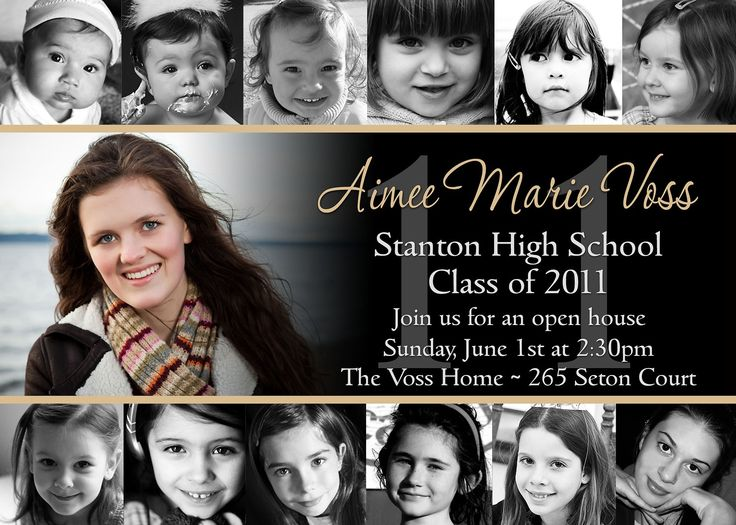 123 best images about Graduation Invitations – Party Invitations Walmart