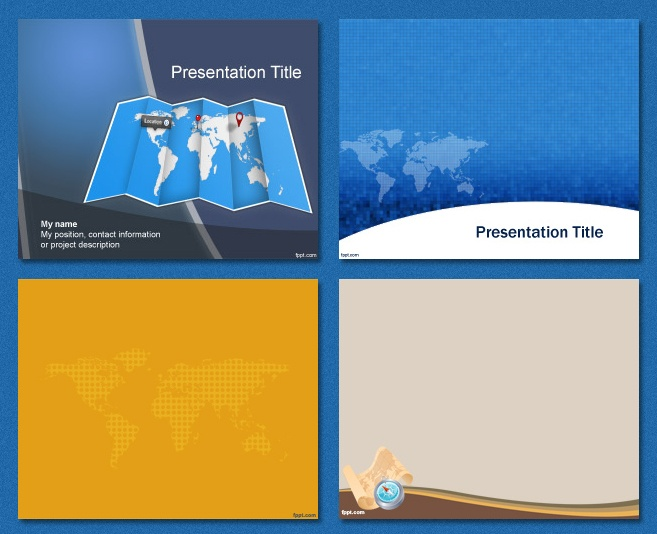 8 best presentaciones images on pinterest business templates 49054 free powerpoint templates from presentation magazine toneelgroepblik Image collections