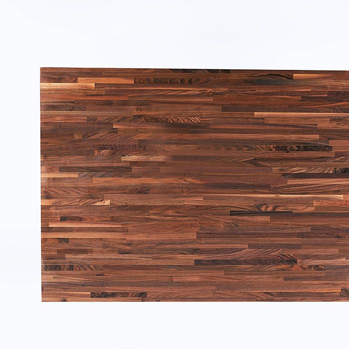 Exclusivholz Massivholzplatte Walnuss 260 X 80 X 2 6 Cm Walnuss Holz Walnussholz