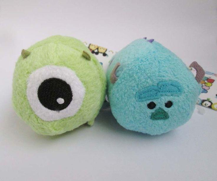 Monsters Inc. tsum tsums