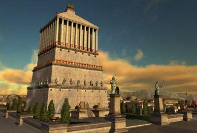 As sete maravilhas do mundo antigo ~ .::.::.St.Artte.::.::.