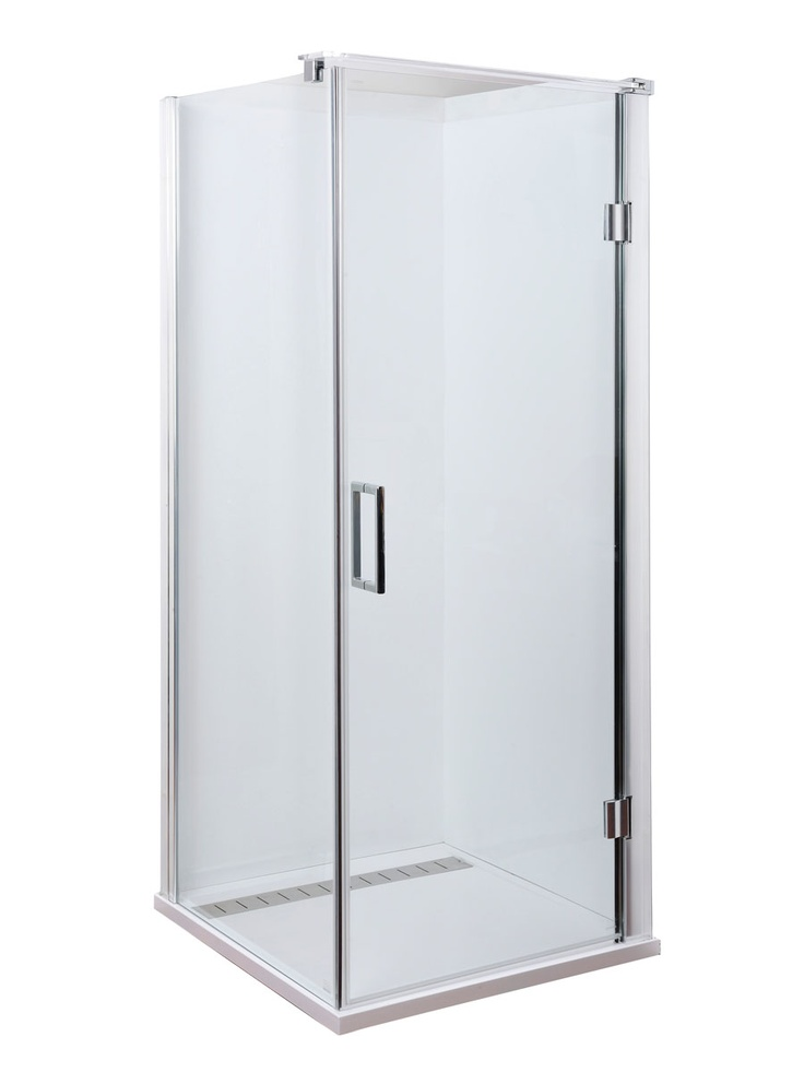 Marbletrend | Marbletrend | Easy Select Square Shower  $1417 at Reece, incl base and screens
