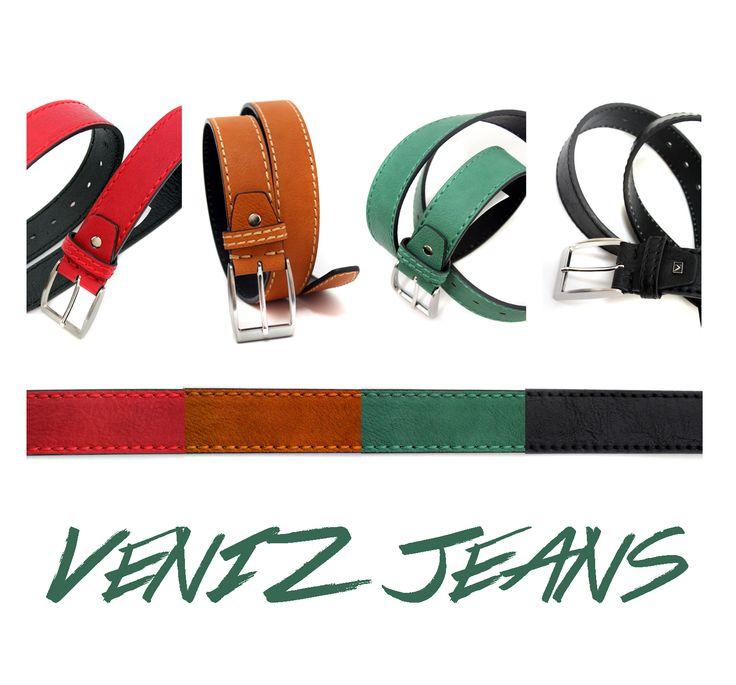 Jeans casual belts www.veniz.fi
