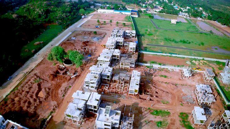 Villas in Mahindra city