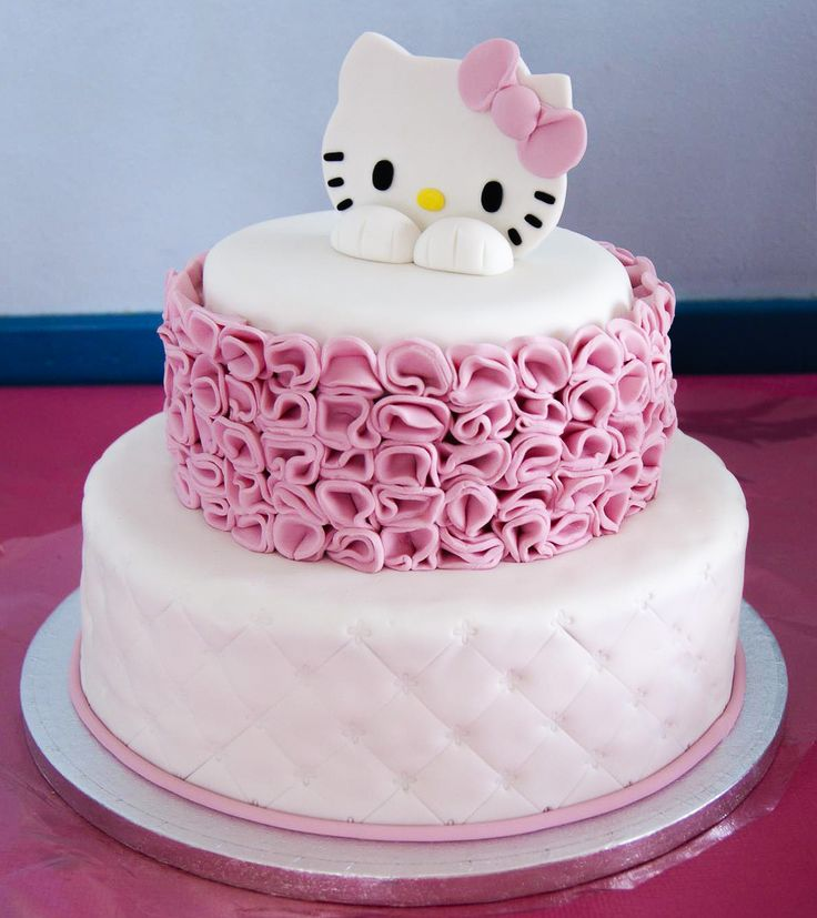 25+ best ideas about Hello Kitty Cake Design on Pinterest ...