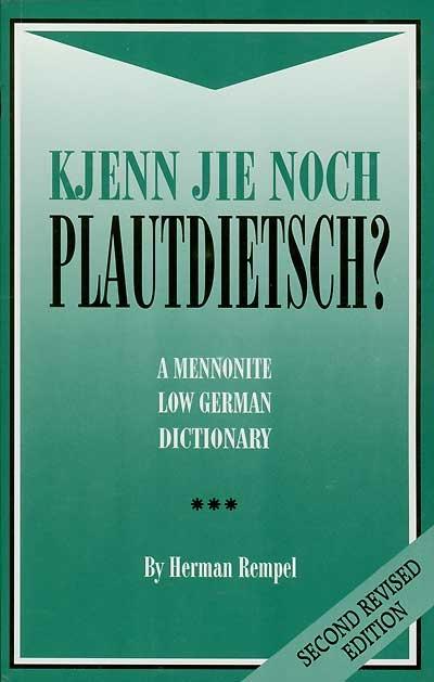 Mennonite Low German