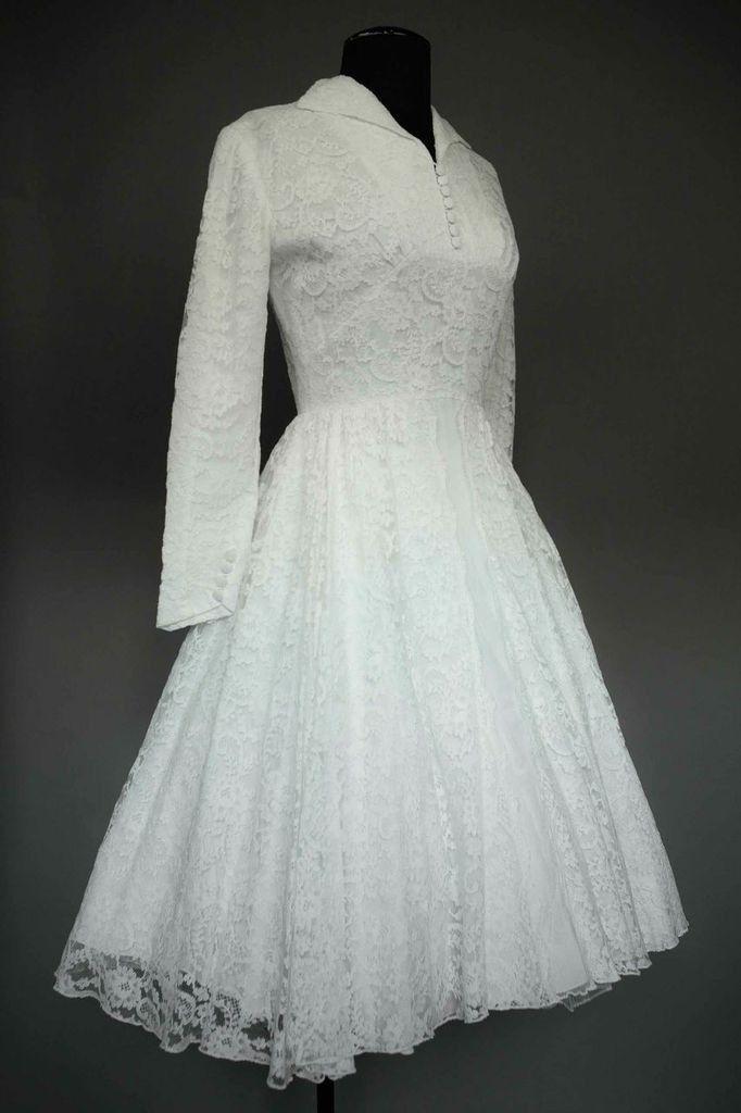 24 best Robe de mariée vintage 1950, 1940, 1960 images on Pinterest ...
