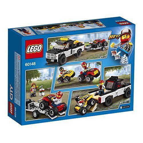 LEGO Building Bricks Toys City Race Team Best For Kids Learning Skills Christmas #LEGO