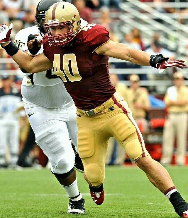 Boston College Eagles: Luke Kuechly