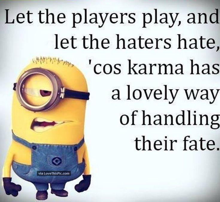 Karma Minion