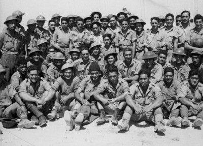 NZ Maori battalion