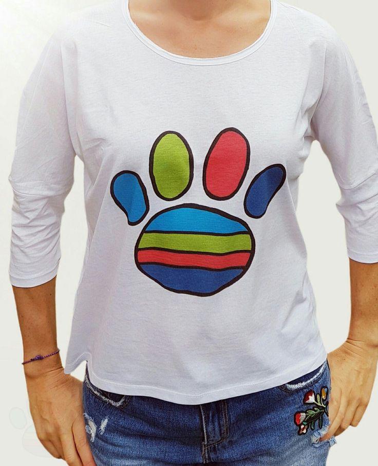 Camiseta #logotime